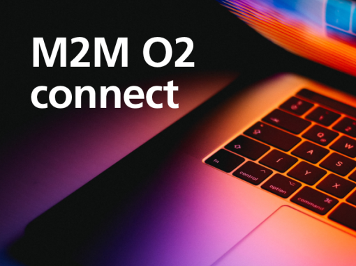 M2M O2 connect