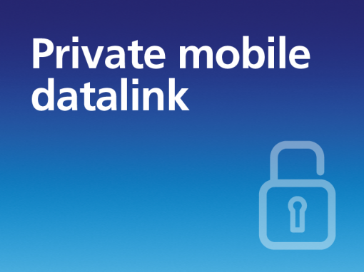 Private mobile datalink