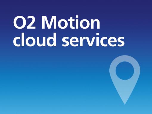 O2 Motion cloud services