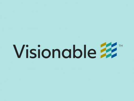 Visionable video-conferencing