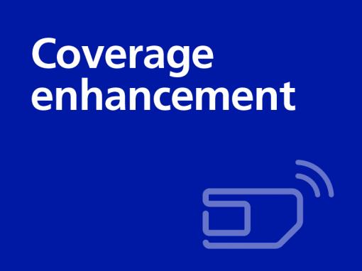 Coverage enhancement