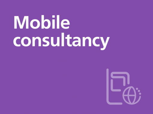 Mobile consultancy