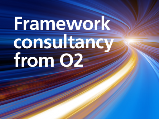 Framework consultancy from O2