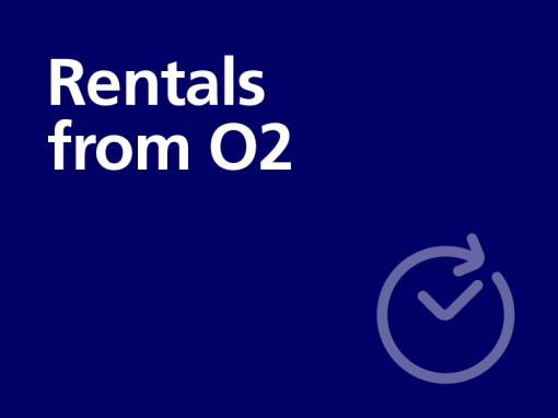 Rentals from O2