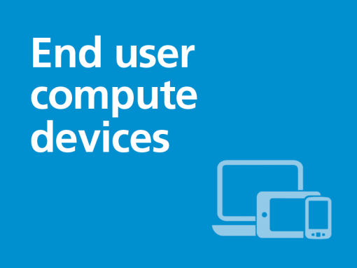 End user compute devices